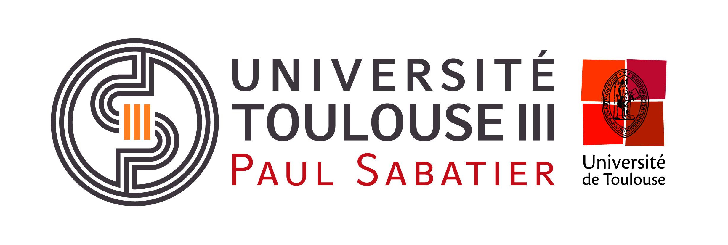 Logo Université Paul Sabatier